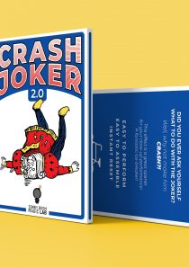 CRASH JOKER 2.0 (Gimmick and Online Instructions) by Sonny Boom