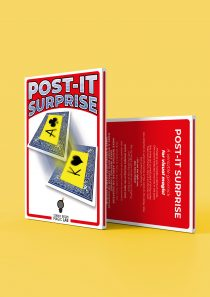 Post-it Surprise (Gimmick and Online Instructions) by Sonny Boom