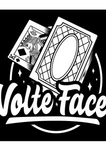 VOLTE-FACE (Gimmicks and Online Instructions) by Sonny Boom