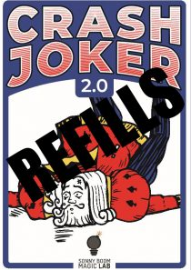 REFILLS for CRASH JOKER 2.0